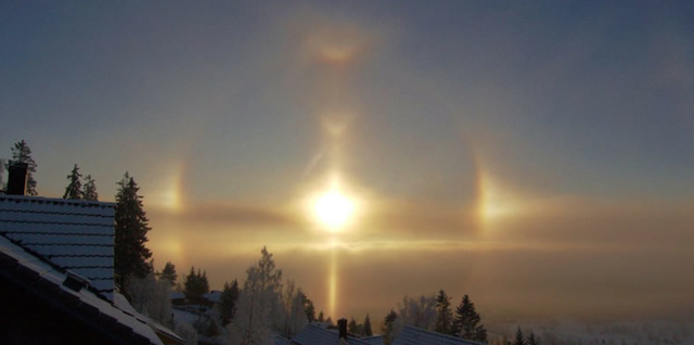 Seven winter images for today's Winter Solstice