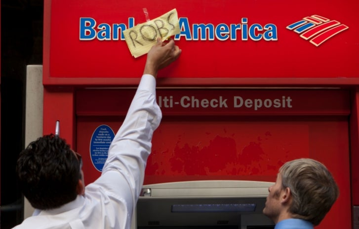 Which Shameless Bank Fees Will Get You Next?