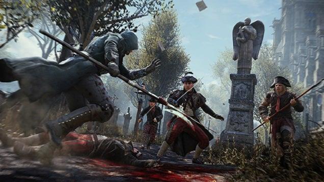 Assassin's Creed Unity Delayed To November