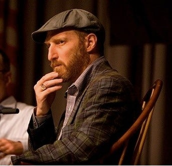 Jonathan Ames Learns What Twitter's Good For