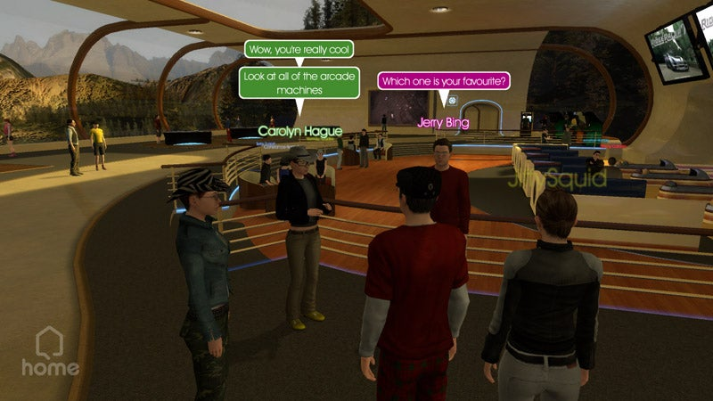 PlayStation Home Combines the Best of Nintendo's Miis, a few Xbox 360 Achievements, Second Life, and the Sims