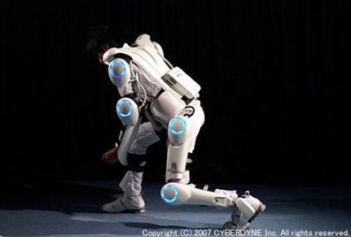 Mass Production Planned For HAL Exoskeleton; Your Personal Iron Man Conversion To Cost $4,200