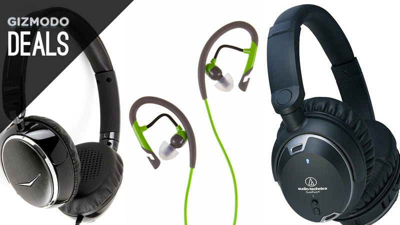 Everything Griffin On Sale, Headphones For All Your Needs [Deals]