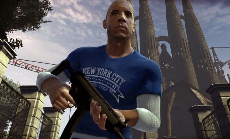 Vin Diesel Game Becomes Vin Diesel Movie (Again)