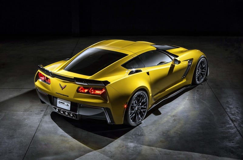 2015 Z06 Leaked Courtesy of Left Lane News