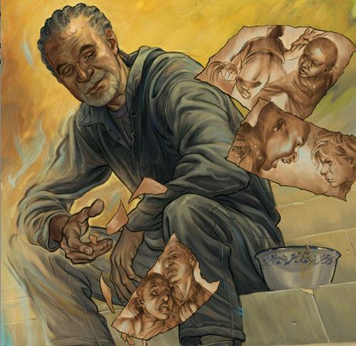 This week, Firefly's Shepherd Book finally gets an origin story!