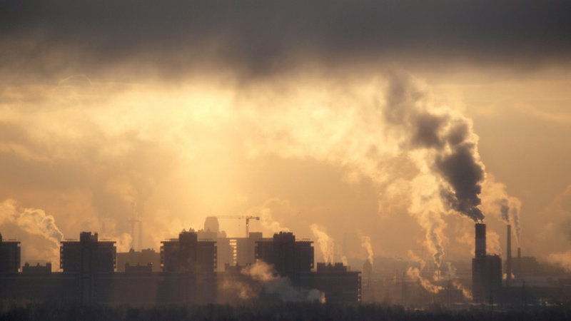 Chemists discover a greenhouse gas that's 7,100 times worse than CO2