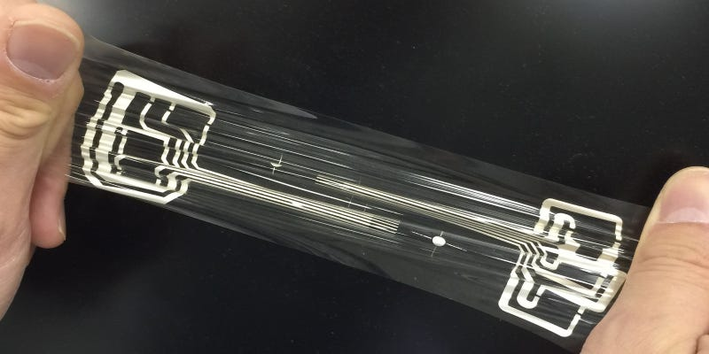 It's 2016, So Where Are Our Flexible Electronics?