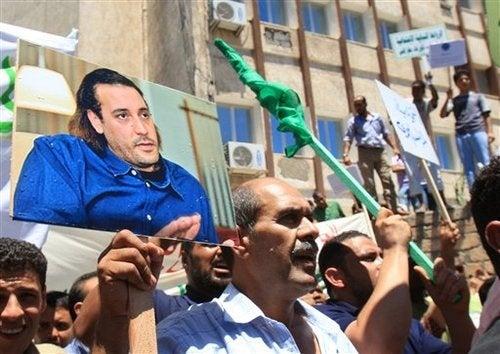 Meet the Gaddafi Boys