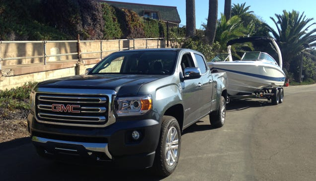first drive the 2015 gmc canyon is your gateway drug to. Black Bedroom Furniture Sets. Home Design Ideas