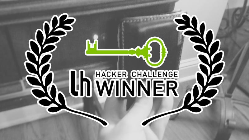 Challenge Winner: Lock Your Drawer With an Arduino and RFID