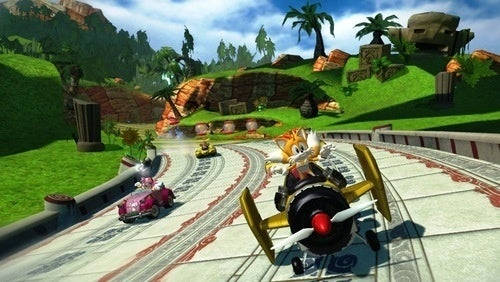 Sonic & Sega All-Stars Racing Preview: Better Than A Blue Shell