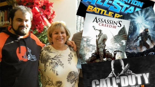 A Guy's Mother Previews 2012's Biggest Video Games