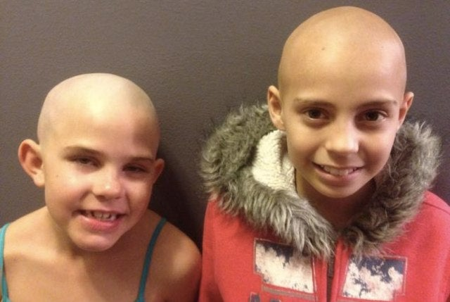School Bans 9-year-old Who Shaved Her Head for a Friend With Cancer