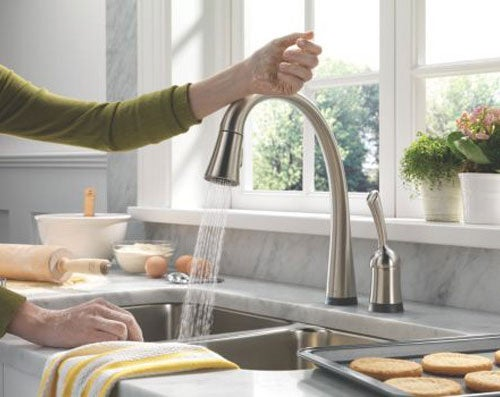 the touch sensitive delta touch2o best free home