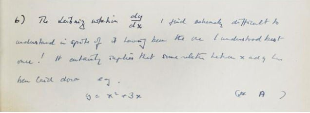Alan Turing's Hidden Manuscript Just Sold For $1 Million