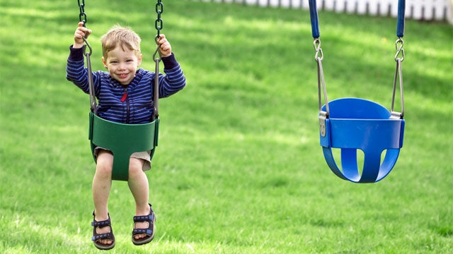 Man Cut Out of Toddler Swing After Nine-Hour Playground Nightmare