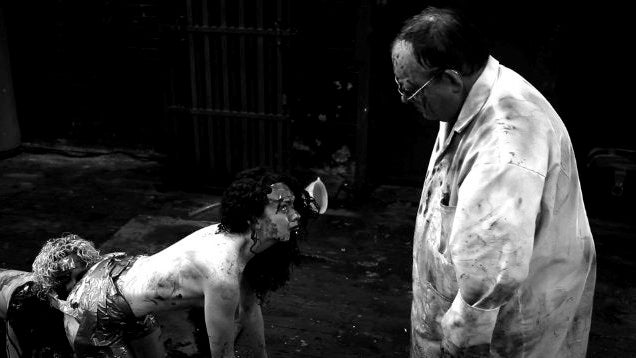 Human Centipede II is about the horrors of fanfic