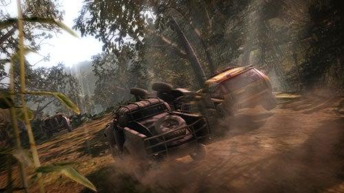 MotorStorm: Pacific Rift Hands-On Impressions