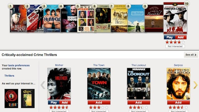 Netflix Drops Qwikster, DVDs and Streaming Will Stay Together