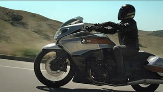 BMW Made A Bagger Concept With The Help Of Roland Sands