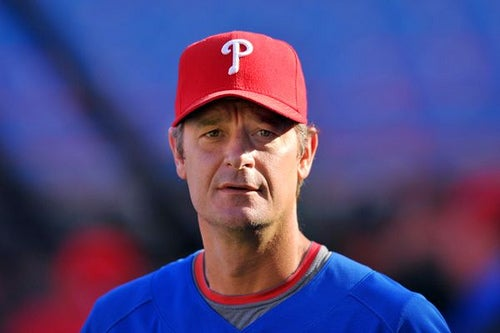 Jamie Moyer Was Sick Last Night, In A Very Literal Way