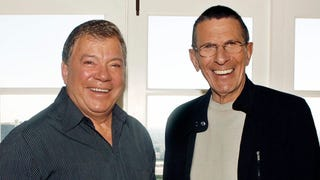 "William Shatner Says He ""Can't Make"" Leonard Nimoy's"
