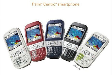 Palm Centro Getting New Color Options?