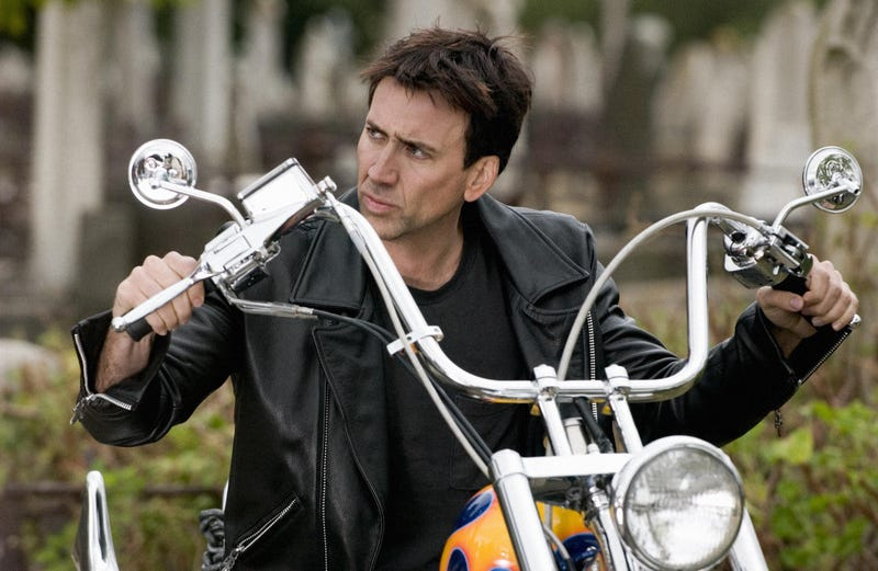 Nic Cage, God of Acting