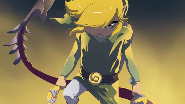 Skyrim + Skyward Sword = Skyrule