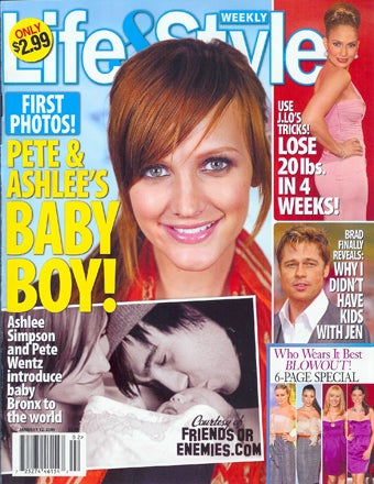 This Week In Tabloids: Lots Of Baby Drama & Weight Loss Tips From Obama