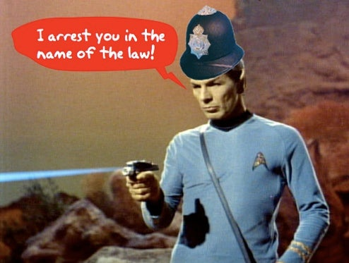 """UK Police Set Weapons to Stun: Test Non-Lethal """"Directed Energy"""" Gear"""