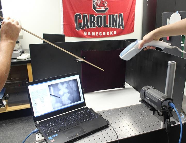 This New Steam Technology Beats Luminol at Detecting Blood at Crime Scenes