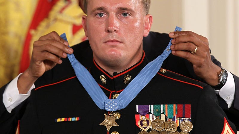 How People Earn The Actual Medal of Honor
