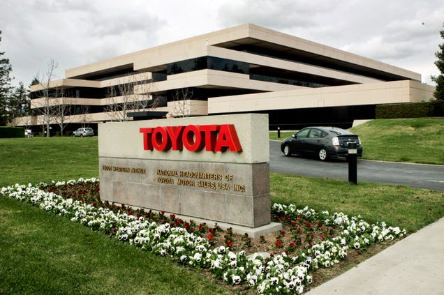 Should Toyota's LBGT Employees Be Worried About Moving To Texas?