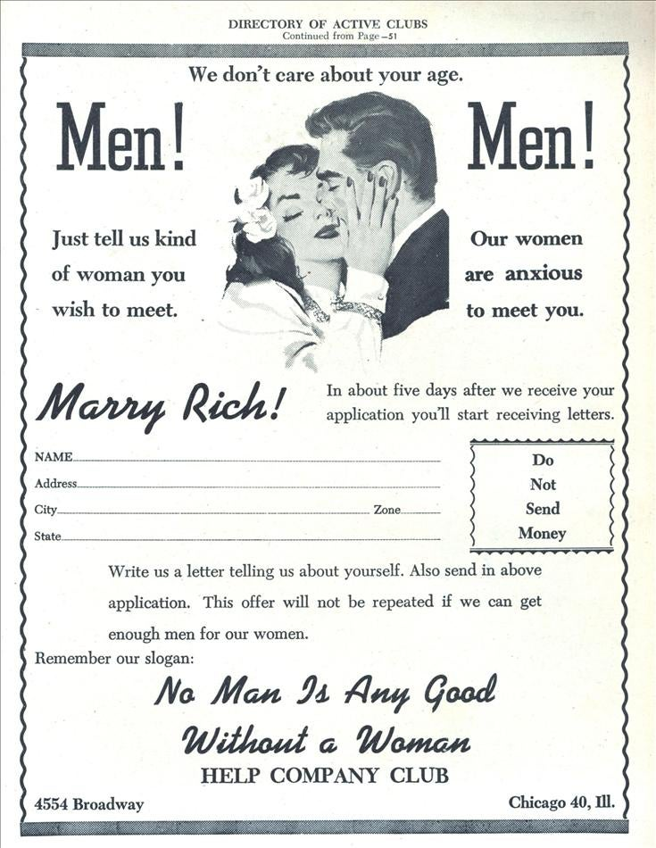 Men! Men!