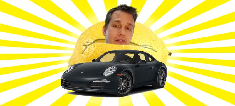 "The Saga Of The ""Lemon 911"" And One Man's Quest For Justice"