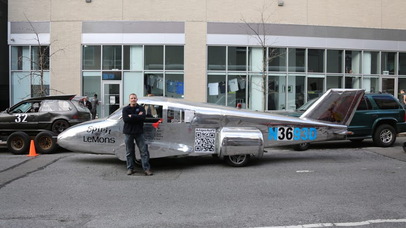 I Drove A Cessna Through Times Square And It Was Incredible