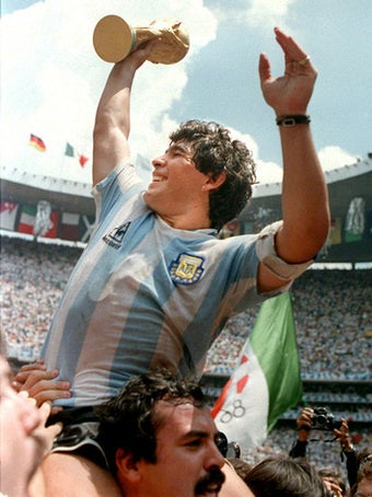 Argentine National Team Given Go-Ahead To Hump Its Way To World Cup Glory