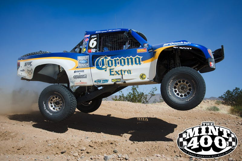 2014 'Biggest Mint 400 Ever' Declares Official Winners