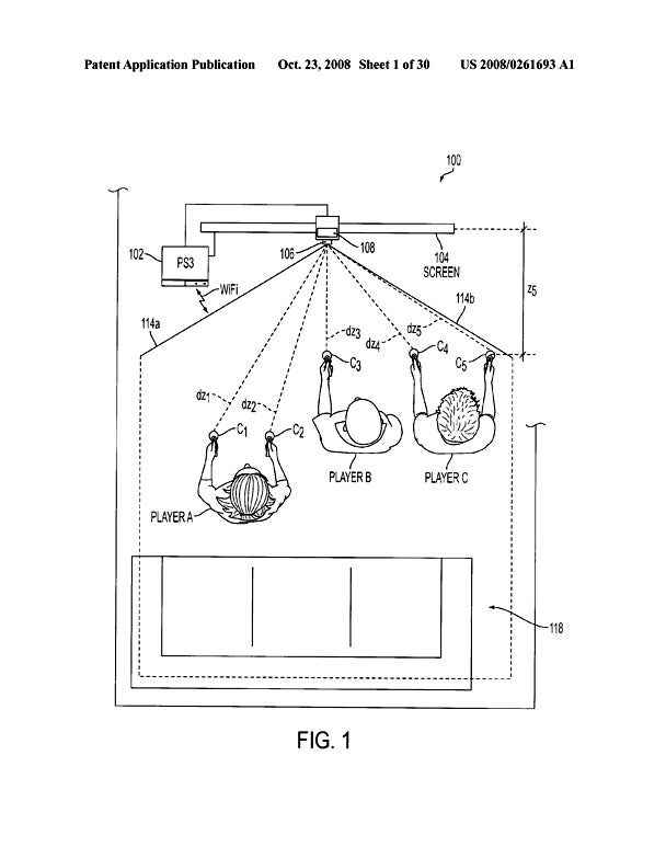 Sony Patents Ultrasonic Waggle Controller Technology