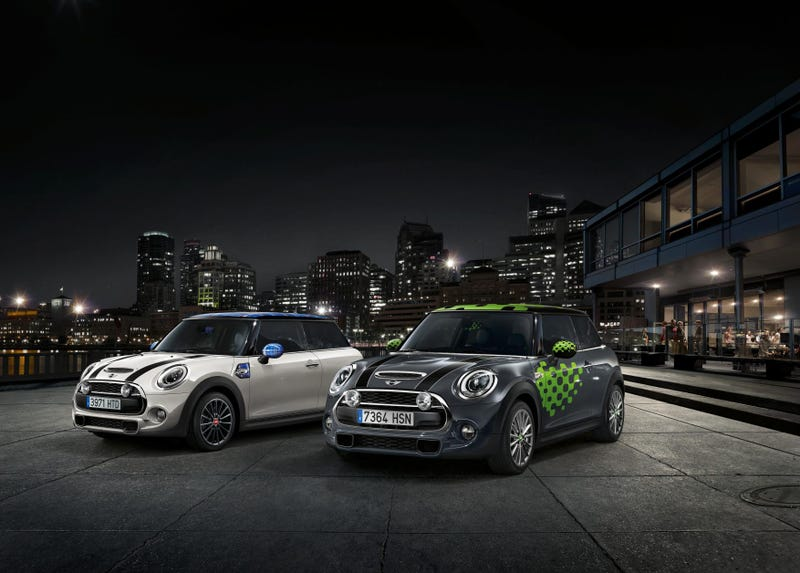 An Animated Guide To Making Your Perfect 2014 Mini Cooper