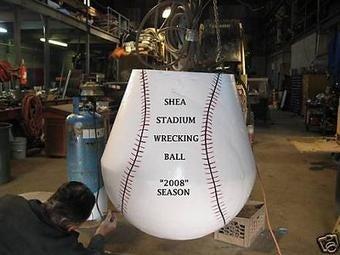 Finally, Suffering In Shea Stadium Can Be Monetized