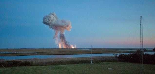 The Surprisingly Low-Tech Way NASA Decides When to Blow Up a Rocket