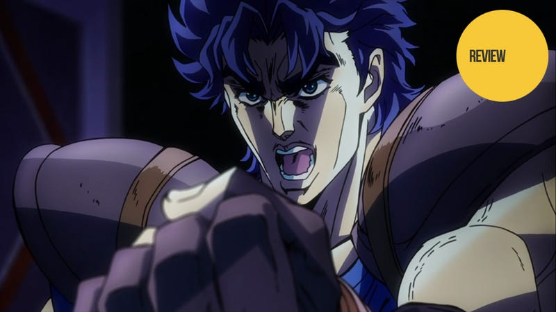 The First Arc of JoJo's Bizarre Adventure is True to its Roots (For Better or Worse)