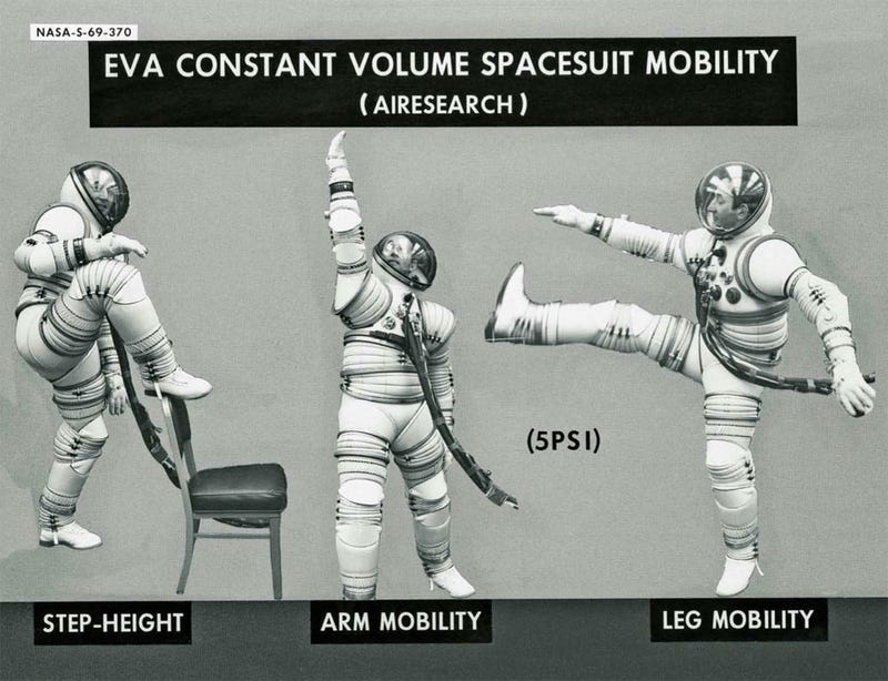 Smithsonian's Spacesuits: Number One On The Runway