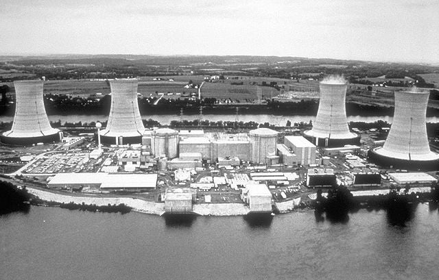 35 years ago there was a partial nuclear meltdown in Pennsylvania