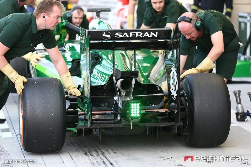 Technically Formula 1 - Bahrain Pre-Season Testing Day 7