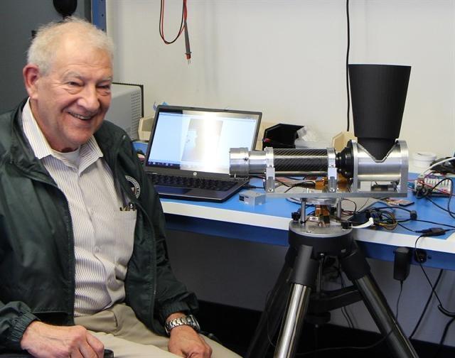 Así es la primera webcam que instalarán en la luna