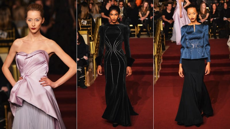 Zac Posen, for the Rich, Wine-Sipping Drafty Castle-Dweller in You